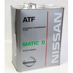 ATF D (MATIC D) - Dầu hộp số tự động Matic D